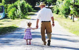 Rapporto minori nonni nella separazione divorzio