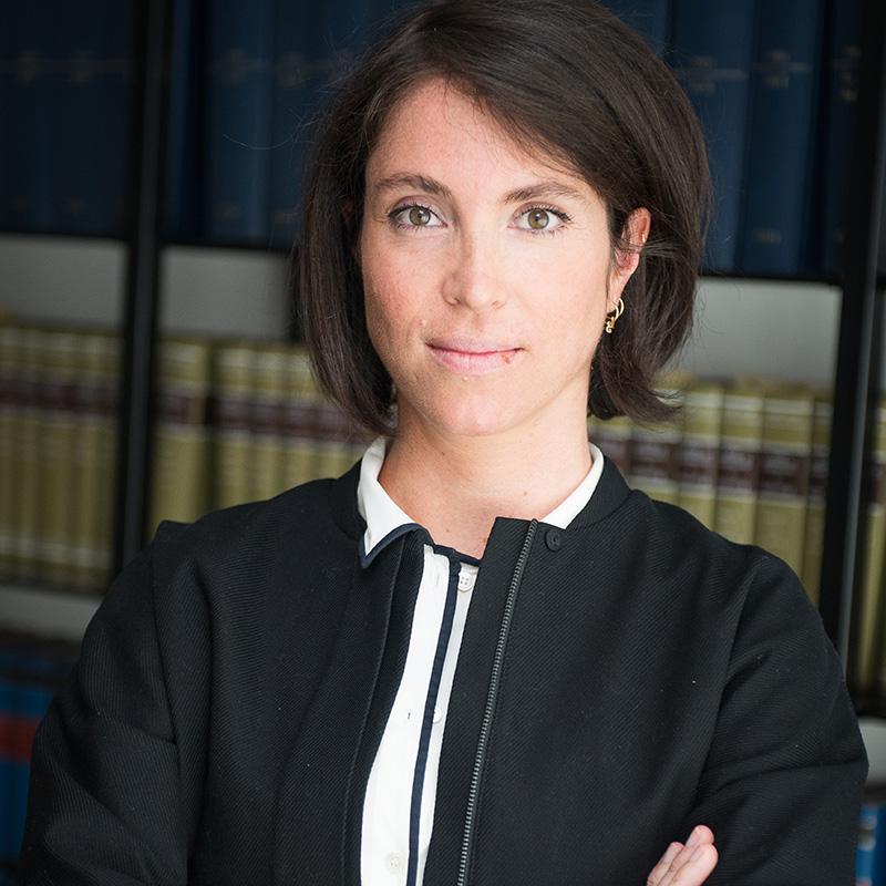 Lawyer Cecilia Fraccaroli