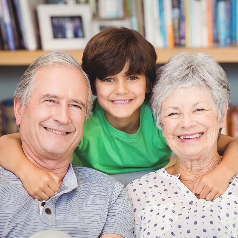 Il ruolo dei nonni